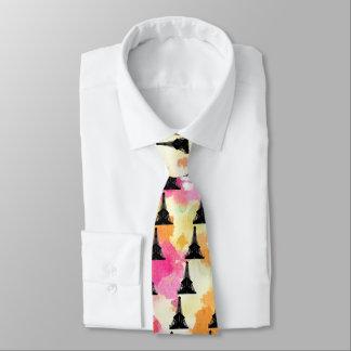 Eiffel Tower Necktie
