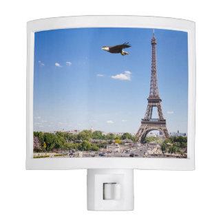 Eiffel Tower Night Lites