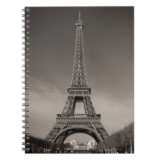 Eiffel Tower Notebooks