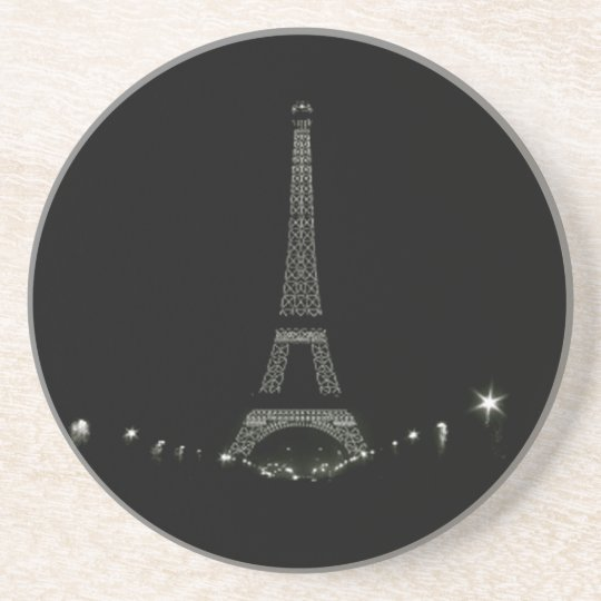 Eiffel Tower Paris Drink Coasters