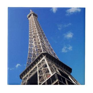 Eiffel Tower Paris Europe Travel Ceramic Tile