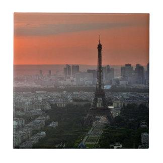 Eiffel Tower Paris Europe Travel Ceramic Tiles