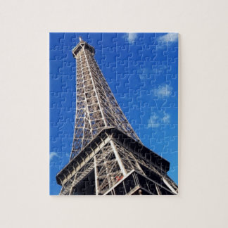 Eiffel Tower Paris Europe Travel Jigsaw Puzzle