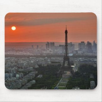 Eiffel Tower Paris Europe Travel Mouse Pad