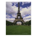 Eiffel Tower, Paris, France 3 Post Card