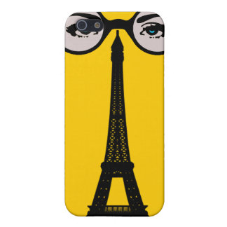 Eiffel Tower Paris France iPhone 4 Speck Case iPhone 5 Cases