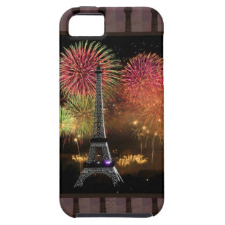 EIFFEL TOWER Paris France Landmark Photography tow iPhone 5 Cover