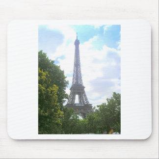 Eiffel Tower, Paris France Mouse Pad
