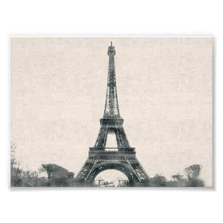 Eiffel Tower, Paris, France - photo printing