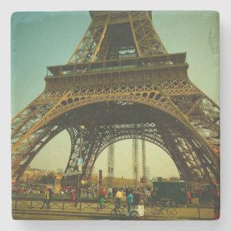 Eiffel Tower, Paris, France Stone Coaster
