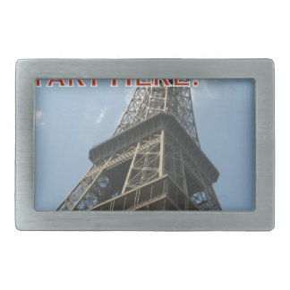 Eiffel Tower Paris France Summer 2016 French Belt Buckles