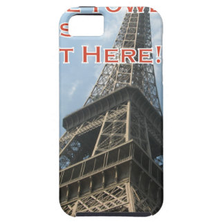 Eiffel Tower Paris France Summer 2016 French Case For The iPhone 5
