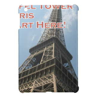 Eiffel Tower Paris France Summer 2016 French iPad Mini Covers