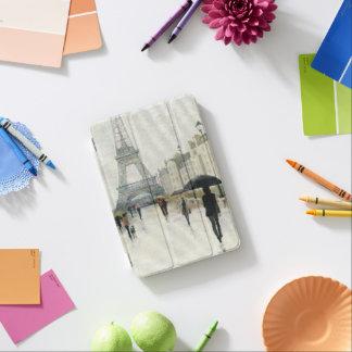 Eiffel Tower | Paris In The Rain iPad Mini Cover