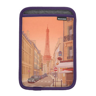 Eiffel Tower Paris iPad Mini Sleeves