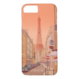 Eiffel Tower Paris iPhone 8/7 Case