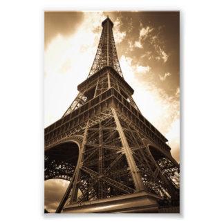 Eiffel tower Paris Photo Art