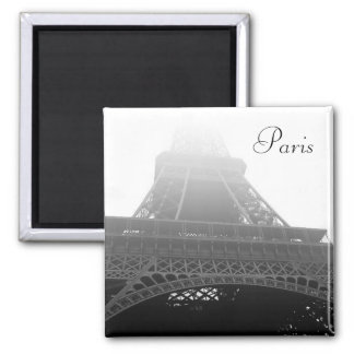 Eiffel tower, Paris Square Magnet