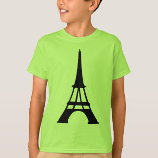 Eiffel Tower - Paris T-Shirt