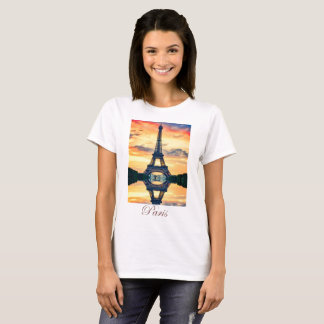 Eiffel Tower - Paris T-Shirt
