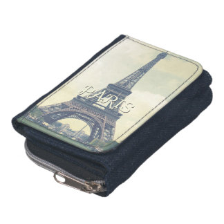 Eiffel Tower, Paris Wallet