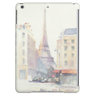 Eiffel Tower | Paris Watercolor iPad Air Covers