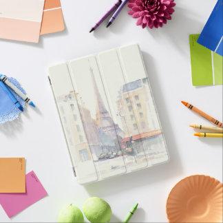 Eiffel Tower | Paris Watercolor iPad Cover
