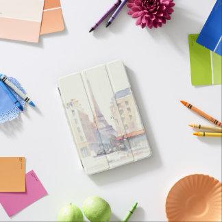 Eiffel Tower | Paris Watercolor iPad Mini Cover