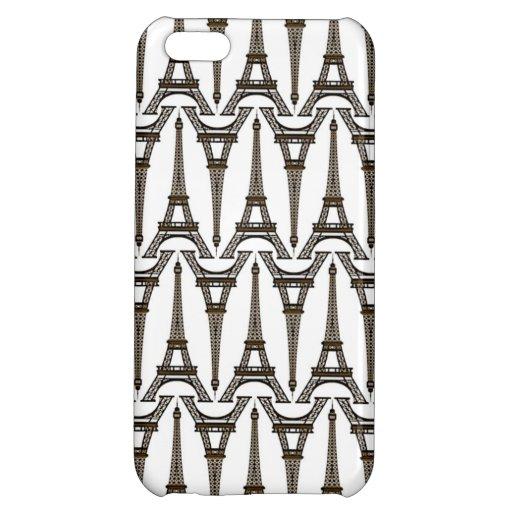 eiffel tower pattern iphone case france french par iPhone 5C case