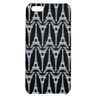 eiffel tower pattern iphone case france french par cover for iPhone 5C