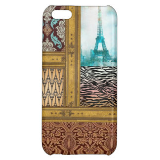 eiffel tower pattern iphone case france french par iPhone 5C covers