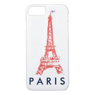 Eiffel tower phone iPhone 7 case
