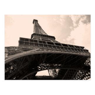 Eiffel Tower Postcards