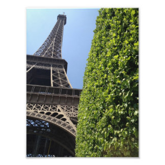 Eiffel Tower Print Photo