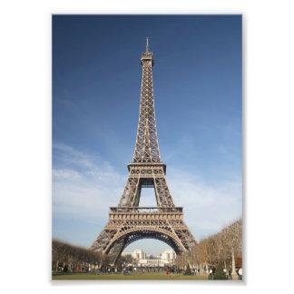 Eiffel Tower Print Photo Art