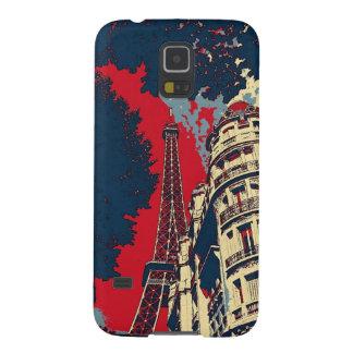 Eiffel Tower Samsung Galaxy S5 Phone Case
