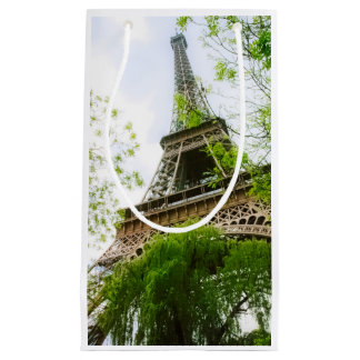 Eiffel Tower Small Gift Bag