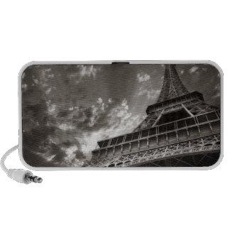Eiffel tower speaker