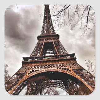 Eiffel Tower Sticker Sheet