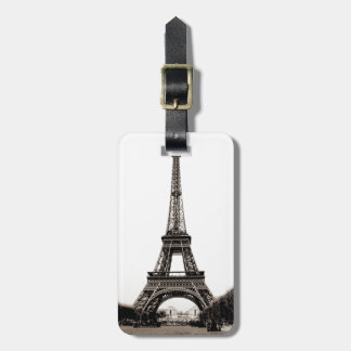 Eiffel Tower Tags For Luggage