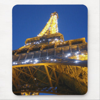 Eiffel Tower up close - Customized Mouse Pad