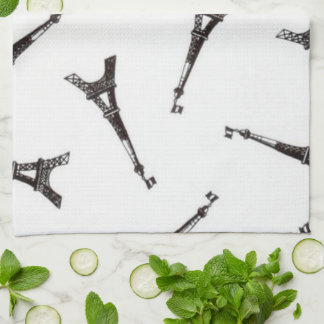 Eiffel Towers Kitchen Towel