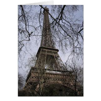 EiffelTower Card