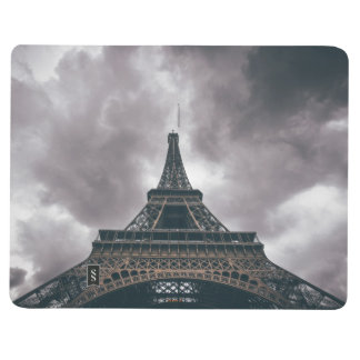 Eiffle tower pocket journal France vintage