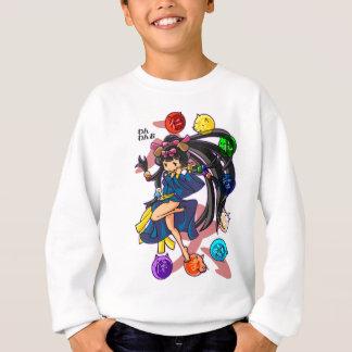 Eight 狗 God 伏 princess English story Nanso Chiba Sweatshirt