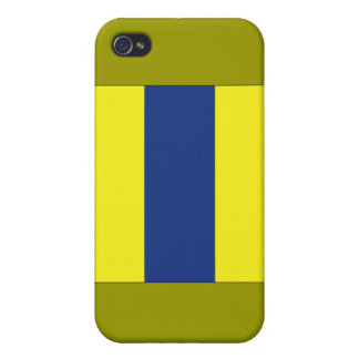 Eight (8) Signal Flag Case For iPhone 4