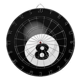 Eight Ball Dartboard