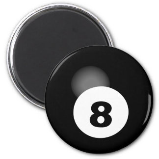 Eight Ball Magnet