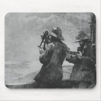 Eight Bells I Mouse Pad