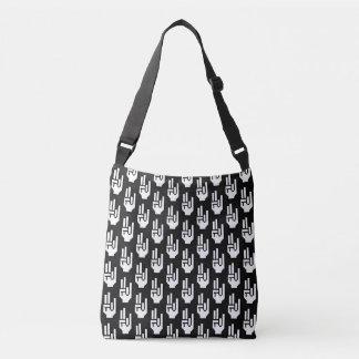 Eight Bit Shocker TP Crossbody Bag